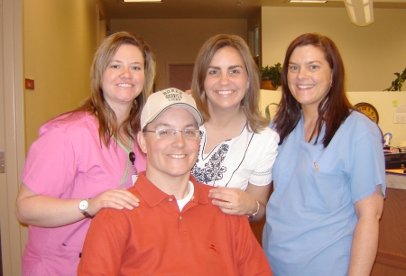 Our Amazing Nurses - Heather & Crystal